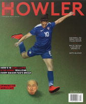 Cover Howler Issue 8