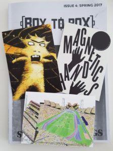 Postkarten von Box to Box